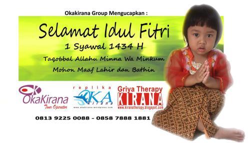 Selamat Idul Fitri...1434 H